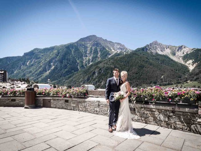 Emily & Hunter - Courmayeur