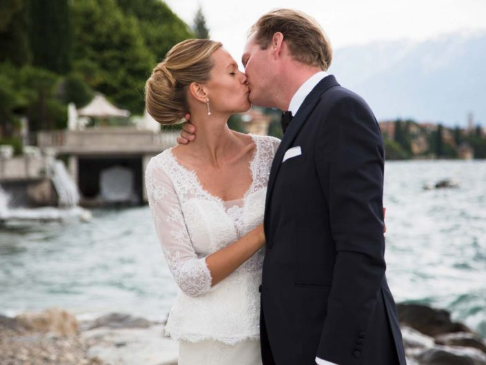 Fiona & Bjoern - Lake Garda