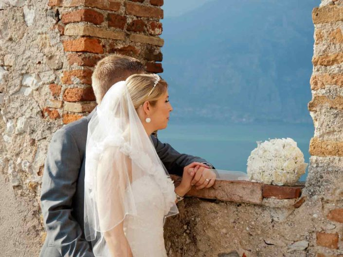 Lisa & Mike - Malcesine, Lake Garda