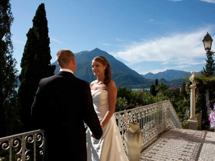 Nikki & Mike - Varenna, Lake Como